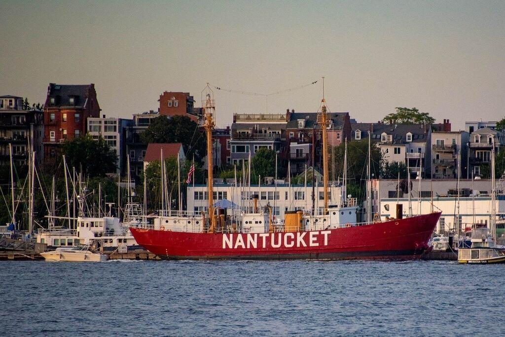 nantucket boat